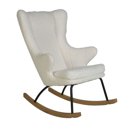 Rocking chair de Luxe Adulte Quax