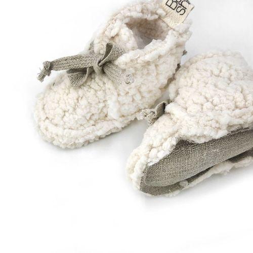 Booties Mouton Babyshower