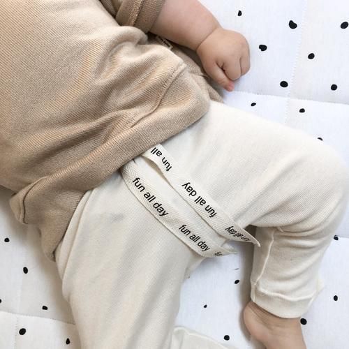 Legging Fun White Maybemint